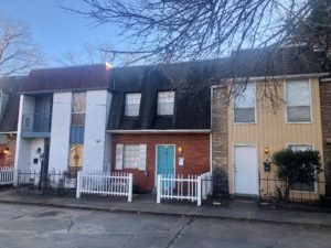 Home for rent, Stillwater, OSU off campus, Townhouse